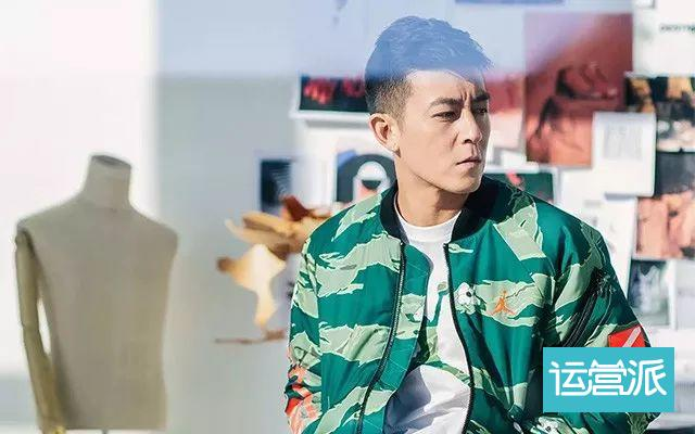 飞人乔丹+陈冠希,名人营销如何碰出火花?