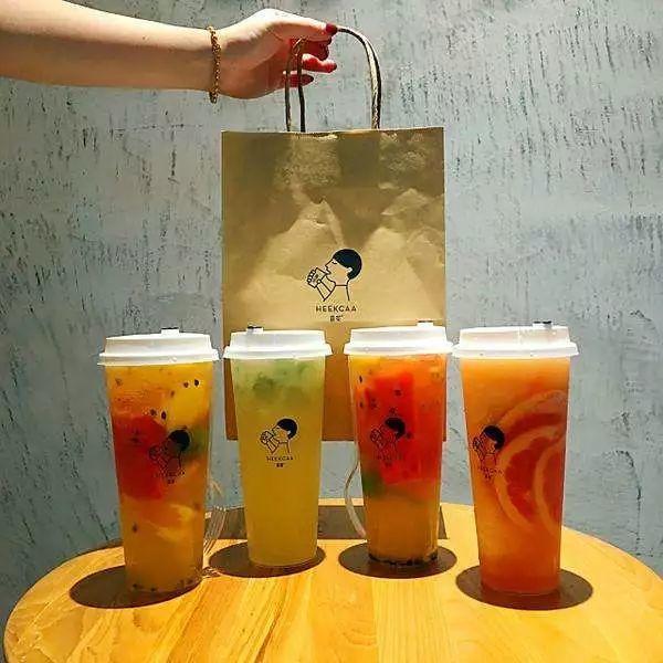 喜茶是如何打造品牌的?