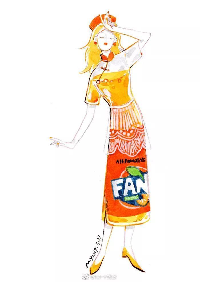 当品牌穿上旗袍,你心动了吗?