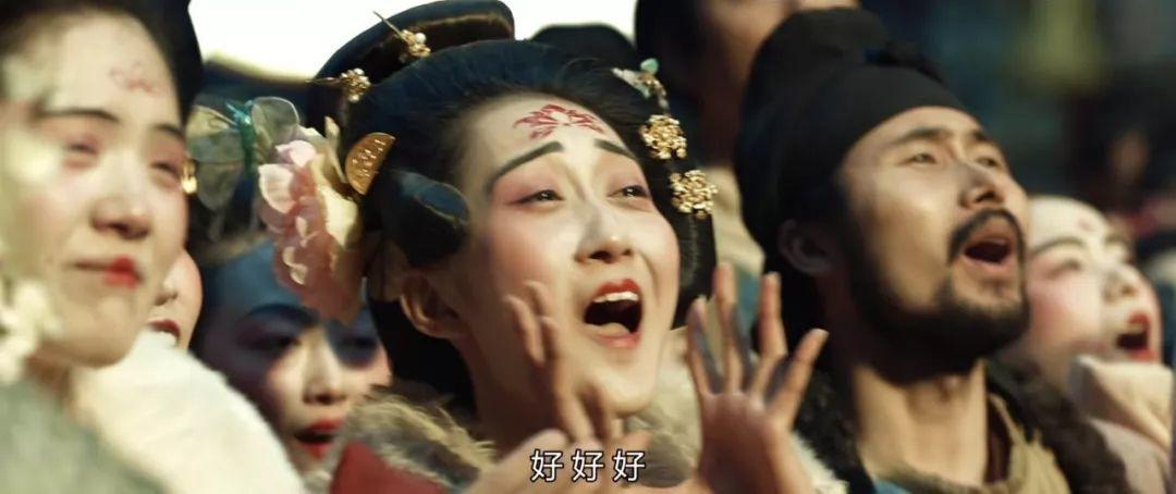 《长安十二时辰》,美术很高级!!!
