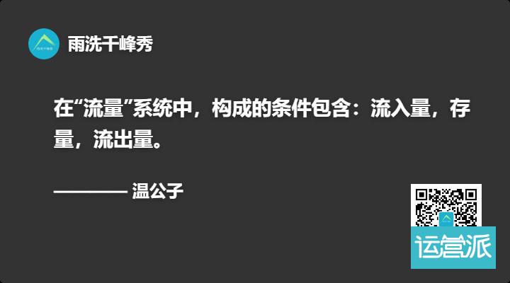 """【我的运营工作日记】09-05 高阶运营思维:被人津津乐道的""""流量系统"""",几人能懂?"""