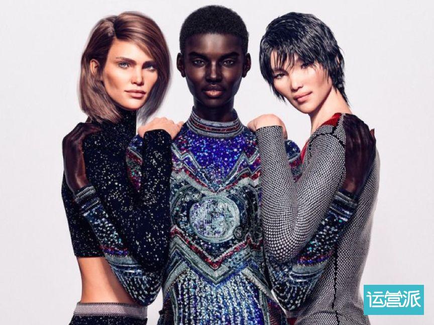 虚拟网红兴起,时尚品牌营销还能这么玩?!