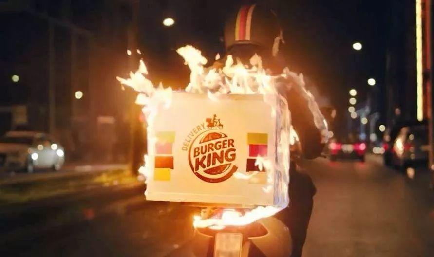 沉迷玩火的汉堡王,就差没把地球给烧了!