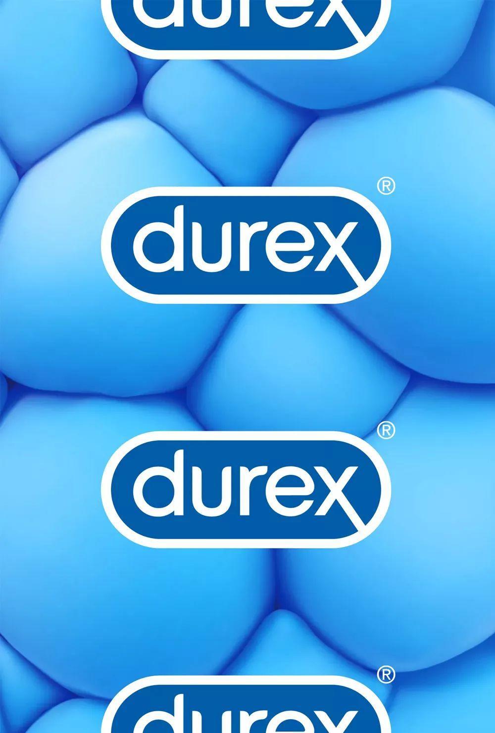 杜蕾斯换logo了!