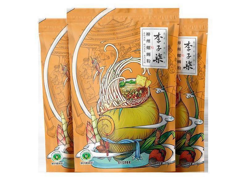 """吃不到螺蛳粉的第60天,我开始""""吃""""包装袋了"""