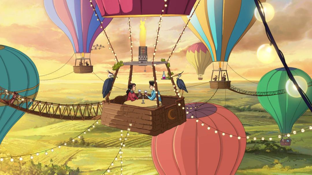 15支中外动画广告精选,画风太美了