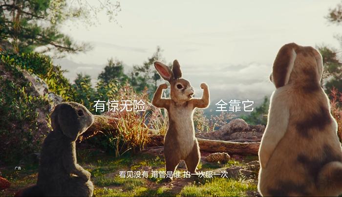 华为,真是被耽误的广告公司!