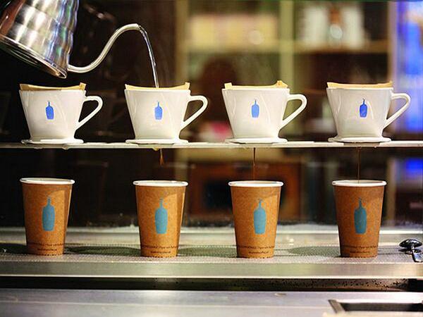 """""""咖啡界的苹果""""蓝瓶咖啡,凭啥成为星巴克的最大劲敌?"""
